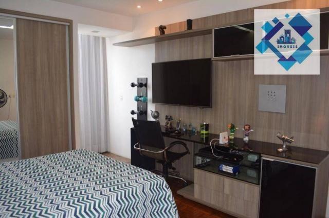 Apartamento residencial à venda, Fátima, Fortaleza. - Foto 11