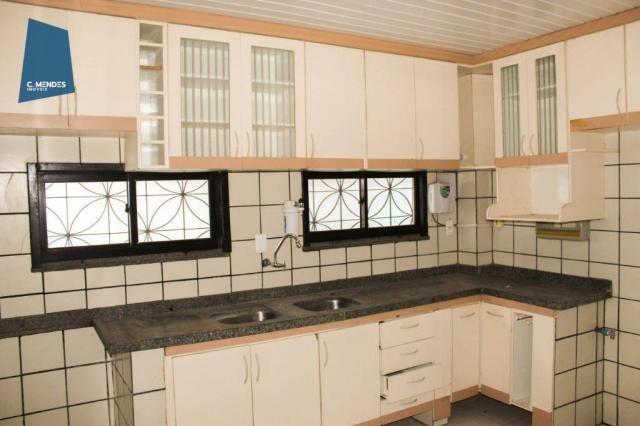 Casa para alugar, 400 m² por R$ 2.200,00/mês - Engenheiro Luciano Cavalcante - Fortaleza/C - Foto 13