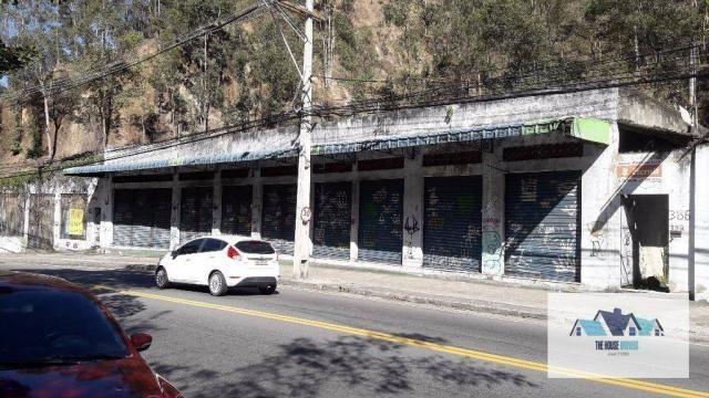 Terreno comercial para locação, ótima Fonseca, Niterói. ótima localização - Foto 16