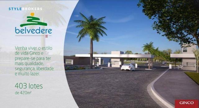 Terreno no Condomínio Belvedere II à venda, 300 m² por R$ 65.000 - Bairro Jardim Imperial  - Foto 4