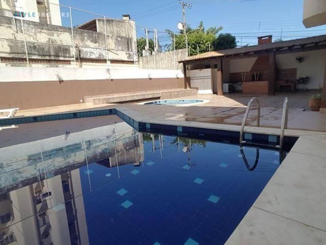 Apartamento no Edifício Saint Tropez com 4 dormitórios à venda, 187 m² por R$ 450.000 - Ba - Foto 3