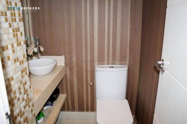 Sobrado no Condomínio Residencial Sevilla com 3 dormitórios à venda, 120 m² por R$ 500.000 - Foto 17