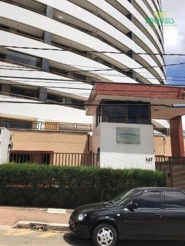Excelente apartamento de 03 quartos no Cocó