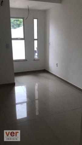 Casa para alugar, 146 m² por R$ 1.600,00/mês - Centro - Eusébio/CE - Foto 8