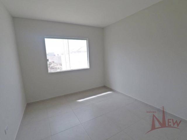 Excelente casa com 02 quartos no Campo Largo da Roseira, São José dos Pinhais - Foto 6