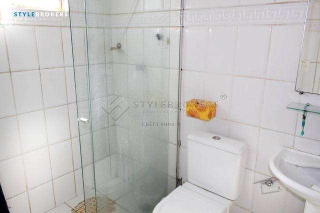 Casa no Condomínio Canachuê com 3 dormitórios à venda, 67 m² por R$ 250.000 - Jardim Santa - Foto 9