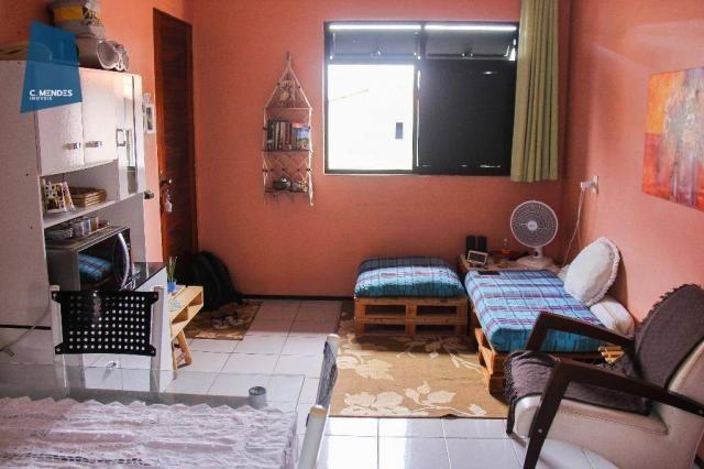 Apartamento 48 m² à venda, 02 Quartos 01 vaga, Antônio Bezerra, Fortaleza. - Foto 7