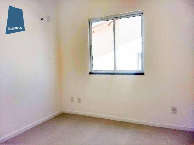 Casa Duplex 124 m² para locação, semi-mobiliada 3 suites 3 vagas, condominio, Jacundá, Eus - Foto 5