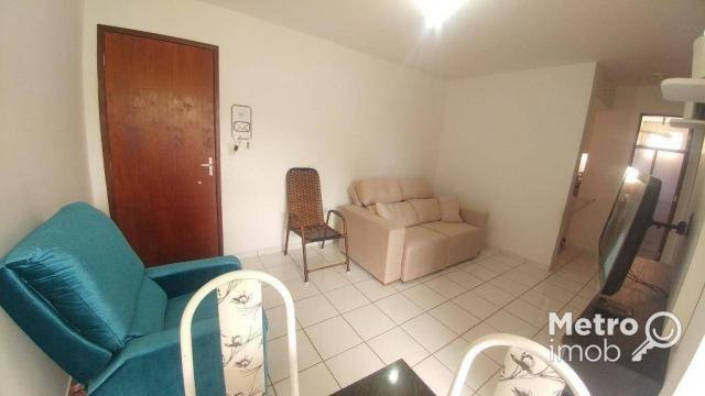 Apartamento com 2 quartos à venda, 52 m² por R$ 145.000 - Turu - São Luís/MA - Foto 3