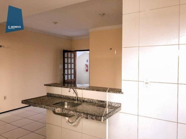 Apartamento para alugar, 50 m² por R$ 600,00/mês - Passaré - Fortaleza/CE - Foto 5