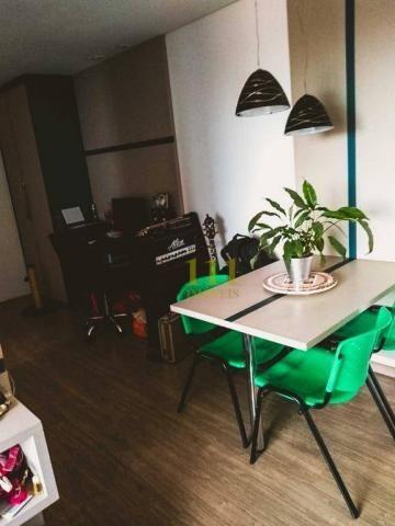 Apartamento com 2 dormitórios à venda, 65 m² por R$ 340.000 - Parque Industrial - São José - Foto 3