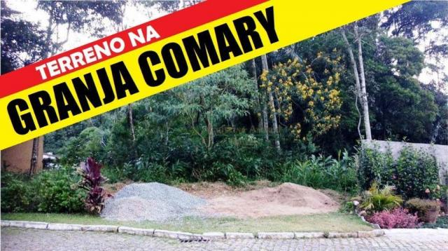 Terreno à venda, 658 m² por R$ 250.000,00 - Comary - Teresópolis/RJ