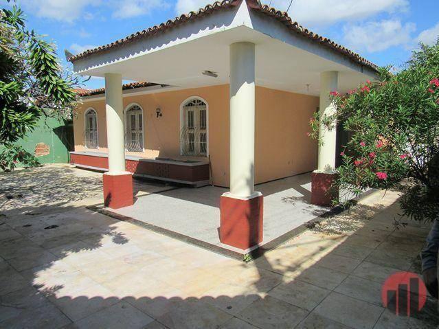 Casa com 3 dormitórios para venda e locação 158 m²  - Papicu - Fortaleza/CE