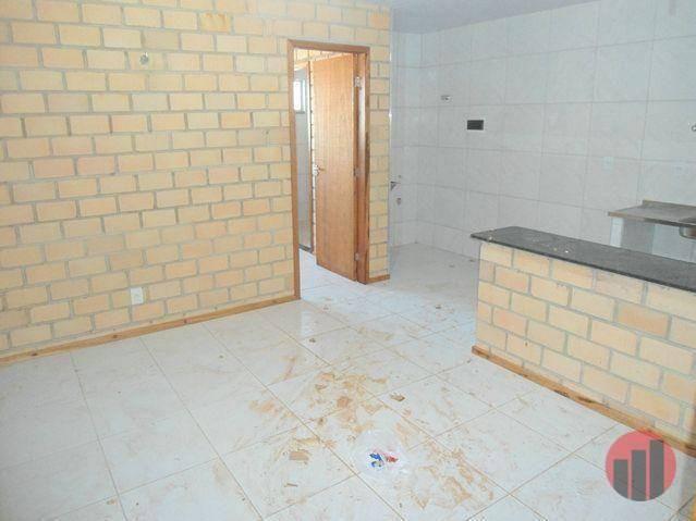 Apartamento para alugar, 35 m² por R$ 580,00 - Praia do Futuro - Fortaleza/CE - Foto 3