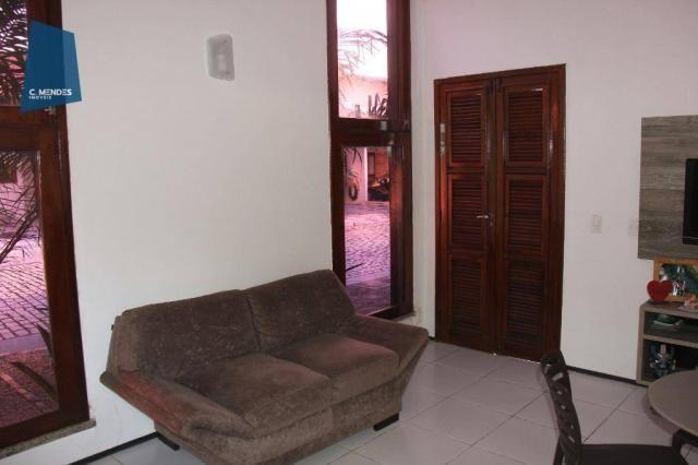Casa com 4 dormitórios, mobiliada, para alugar, 112 m² por R$ 2.500/mês - Lagoa Redonda -  - Foto 7