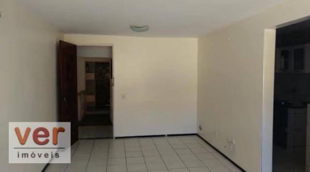 Apartamento à venda, 72 m² por R$ 175.000,00 - Alagadiço - Fortaleza/CE - Foto 5