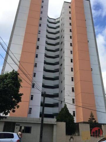 Apartamento à venda, 100 m² por R$ 390.000,00 - Benfica - Fortaleza/CE