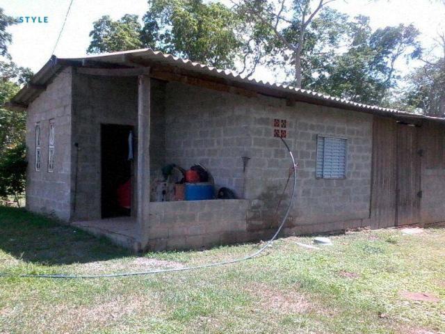 Chácara na Estrada de Cáceres à venda, 200000 m² por R$ 150.000 - Zona Rural - Cáceres/MT - Foto 2