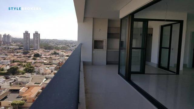 Apartamento no Edifício American Diamond com 4 dormitórios à venda, 182 m² por R$ 1.400.00 - Foto 2