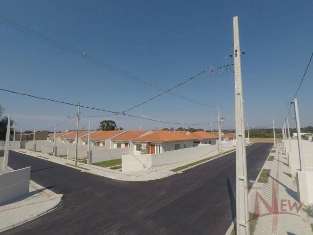 Excelente casa com 02 quartos no Campo Largo da Roseira, São José dos Pinhais - Foto 16