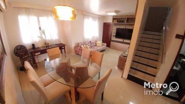 Casa de Condomínio com 3 quartos à venda, 126 m² por R$ 600.000 - Cohama - São Luís/MA