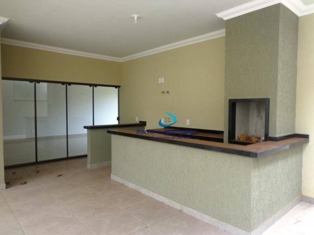 Casa térrea no Condominio Royal Forest. Estuda pegar imóvel no negócio! Londrina/PR - Foto 2