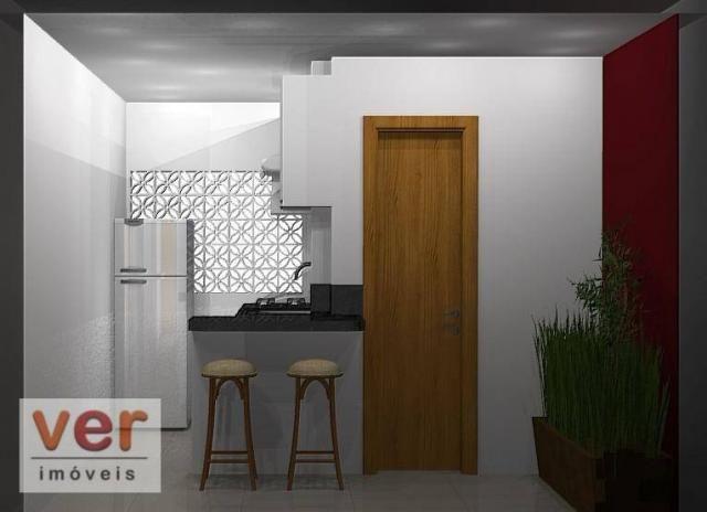 Apartamento à venda, 32 m² por R$ 90.000,00 - Damas - Fortaleza/CE - Foto 11