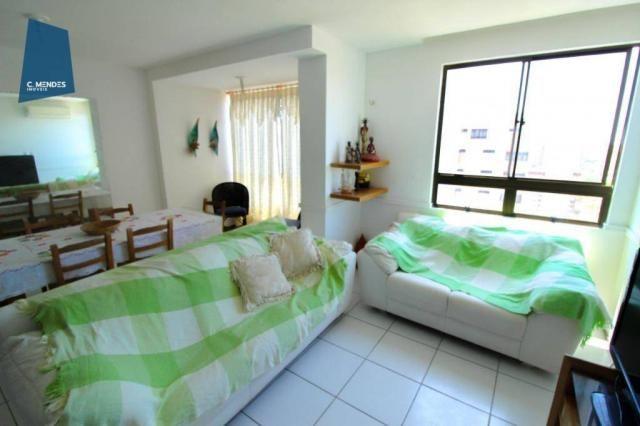 Apartamento Duplex para alugar, 130 m² por R$ 4.000,00/mês - Mucuripe - Fortaleza/CE - Foto 5