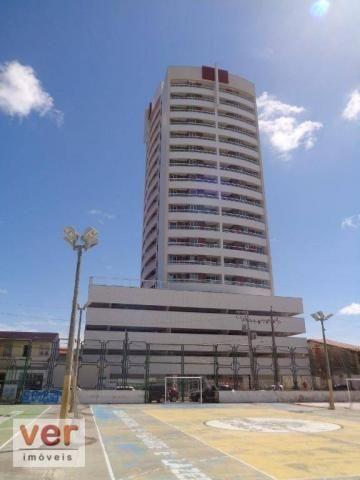 Apartamento com 2 dormitórios à venda, 58 m² por R$ 400.201,64 - Aldeota - Fortaleza/CE - Foto 2