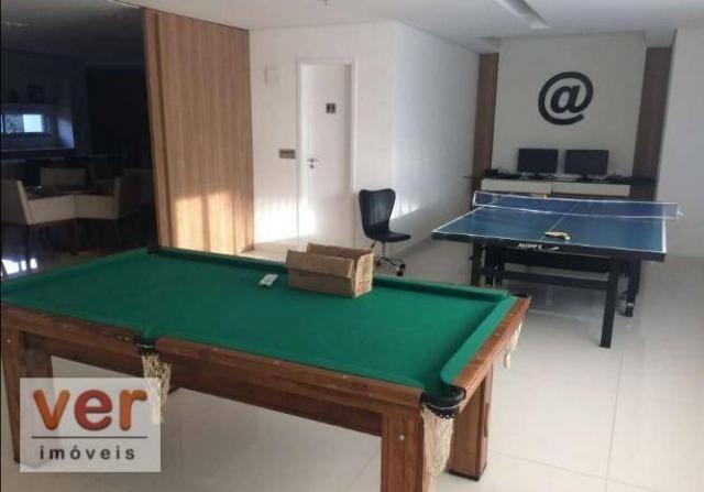 Apartamento com 3 dormitórios à venda, 91 m² por R$ 850.000,00 - Aldeota - Fortaleza/CE - Foto 16