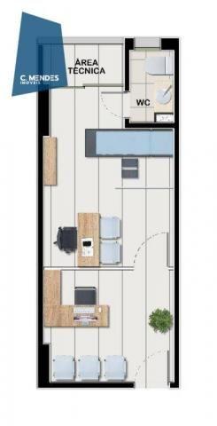 Sala à venda, 26 m² por R$ 175.000,00 - Cambeba - Fortaleza/CE - Foto 11