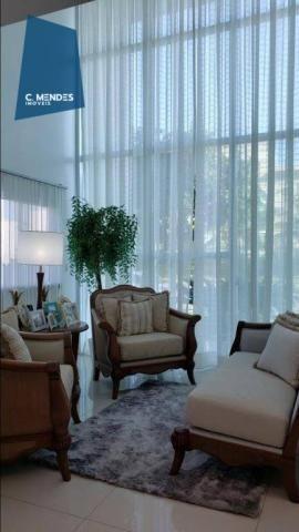 Casa no Alphaville Fortaleza com 4 dormitórios à venda, 310 m² por R$ 1.800.000 - Cararu - - Foto 10