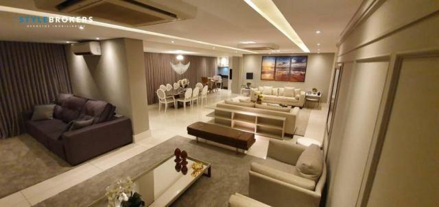Apartamento no Edifício Privilege Goiabeiras com 4 dormitórios à venda, 255 m² por R$ 2.10