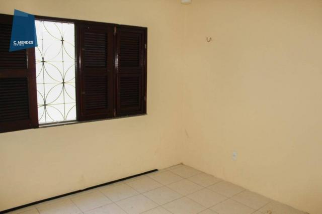 Casa para alugar, 400 m² por R$ 2.200,00/mês - Engenheiro Luciano Cavalcante - Fortaleza/C - Foto 18