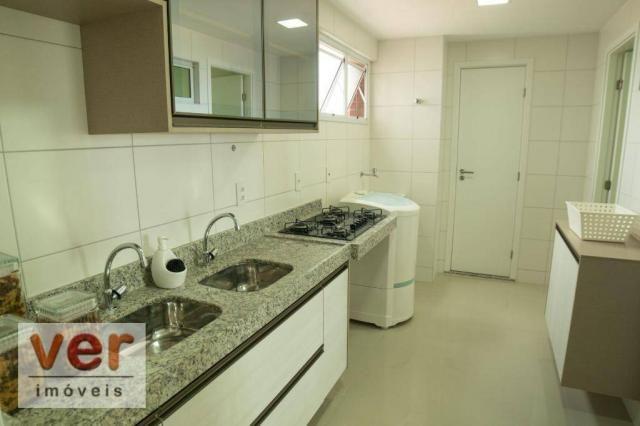 Apartamento à venda, 130 m² por R$ 1.160.000,00 - Cocó - Fortaleza/CE - Foto 18