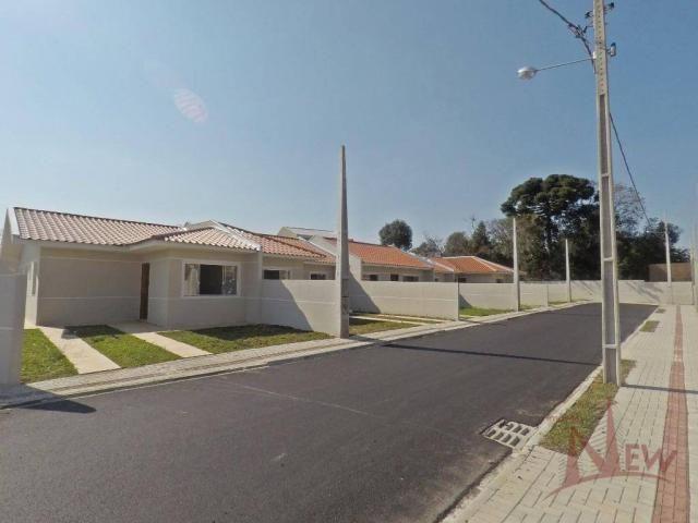 Excelente casa com 02 quartos no Campo Largo da Roseira, São José dos Pinhais - Foto 18