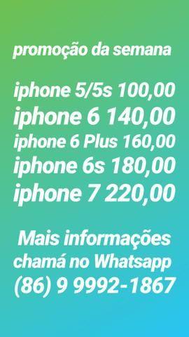 Promoção de Telas Apple só hoje na Delivery cell - Foto 4