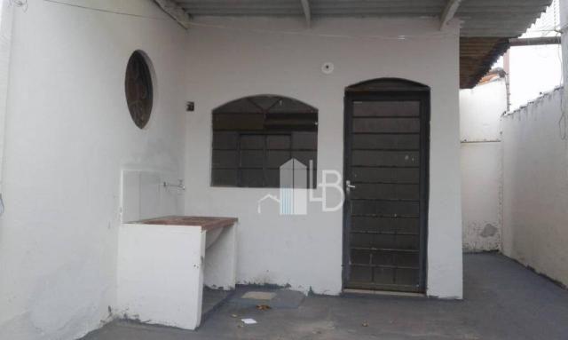 Casa com 3 dormitórios para alugar, 120 m² por R$ 1.500,00/mês - Progresso - Uberlândia/MG - Foto 4
