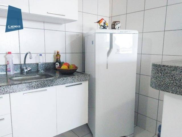 Apartamento 70 m² à venda, 02 suítes, Parque del Sol, Parque Iracema, Fortaleza. - Foto 7