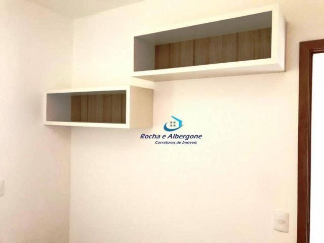 Apartamento em andar alto no Vivere Palhano. - Foto 10