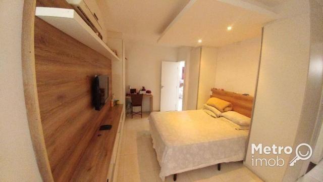 Casa de Condomínio com 3 quartos à venda, 126 m² por R$ 600.000 - Cohama - São Luís/MA - Foto 10