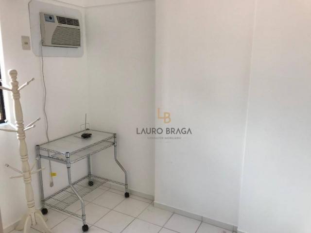 Apartamento com 3 dormitórios à venda, 76 m² por R$ 340.000 - Jatiúca - Maceió/AL - Foto 12