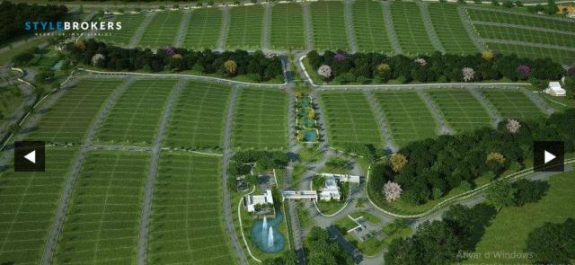 Terreno no Condomínio Florais da Mata à venda, 405 m² por R$ 150.000 - Bairro Chapéu Do So - Foto 3