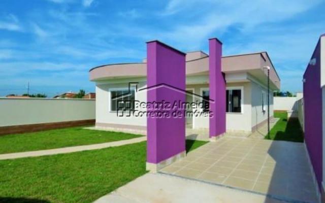 Casa moderna de 3 quartos, sendo 1 suíte, no Jardim Atlântico - Itaipuaçu - Foto 8