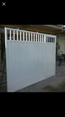 Portão galvanizado PROMOÇÃO - Foto 4