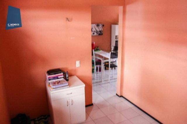 Apartamento 48 m² à venda, 02 Quartos 01 vaga, Antônio Bezerra, Fortaleza. - Foto 12