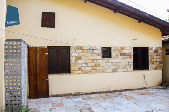 Casa com 4 dormitórios, mobiliada, para alugar, 112 m² por R$ 2.500/mês - Lagoa Redonda -  - Foto 18