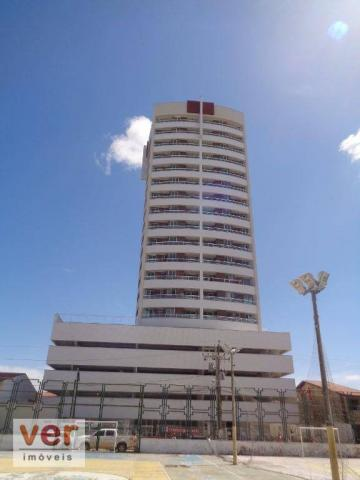 Apartamento com 2 dormitórios à venda, 58 m² por R$ 400.201,64 - Aldeota - Fortaleza/CE - Foto 3