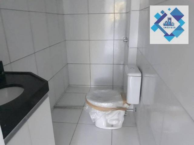 Apartamento residencial à venda, Montese, Fortaleza. - Foto 11