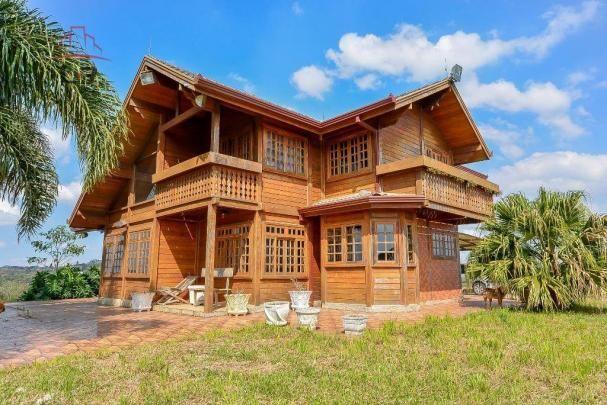 Chácara com 3 dormitórios à venda, 19965 m² por R$ 1.300.000 - Jardim Samambaia - Campo Ma